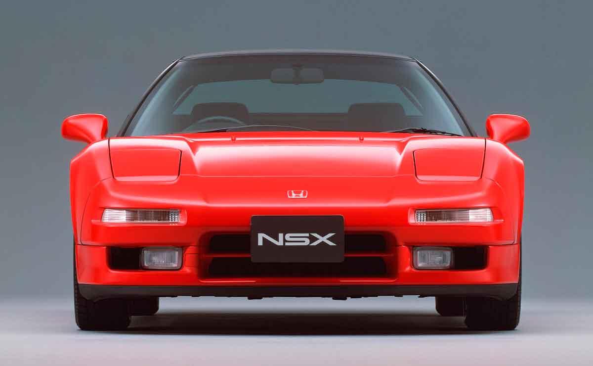 Honda-NSX-frente