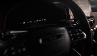 JEEP COMMANDER 2022