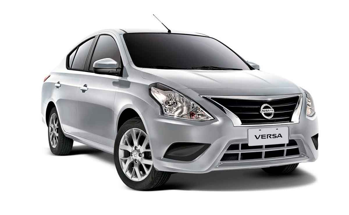 Nissan-Versa-V-Drive caja automatica