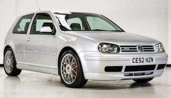 VOLKSWAGEN GOLF GTI 2002 FRENTE