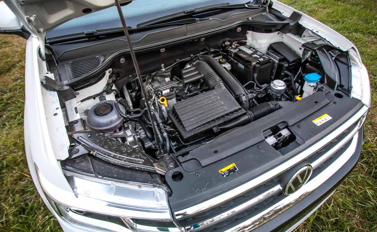 Volkswagen-Taos-motor