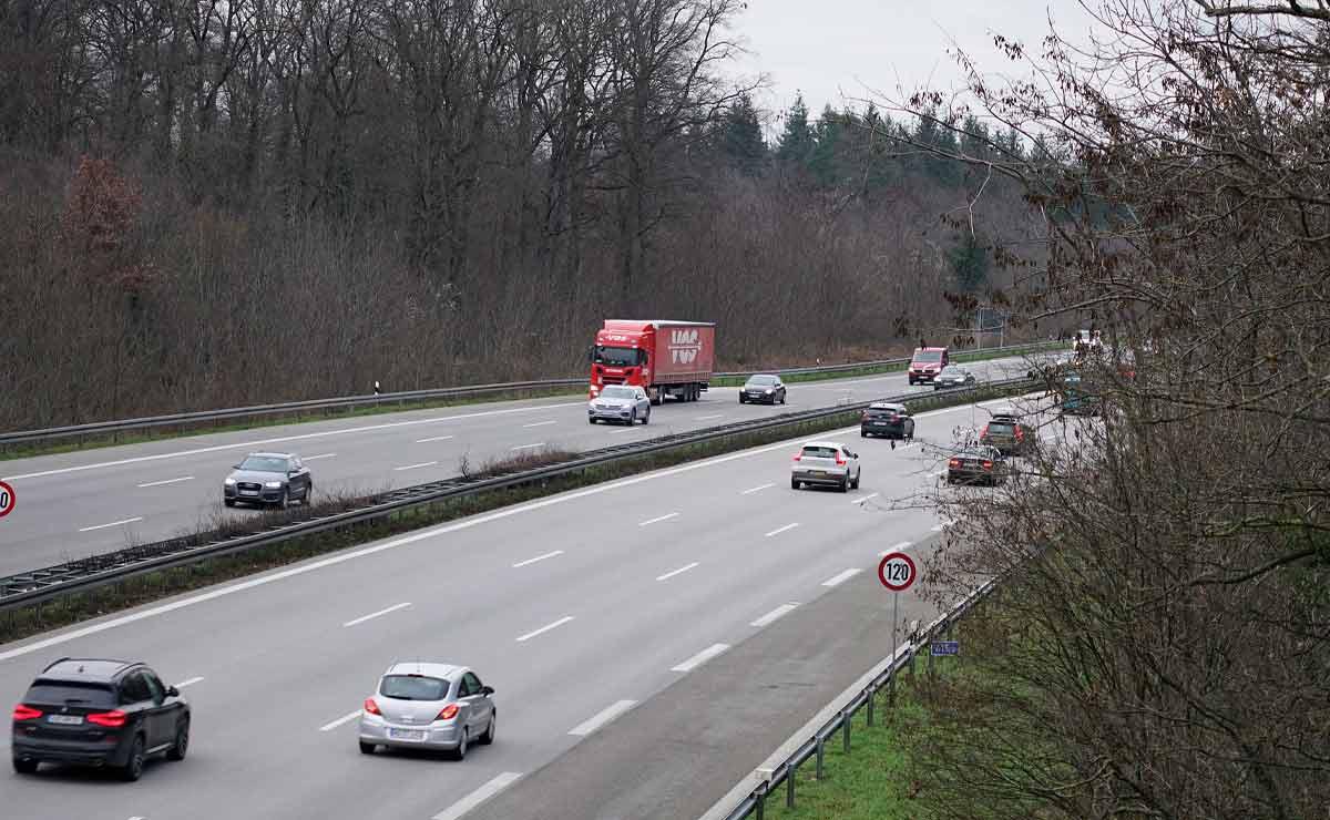autopista alemana