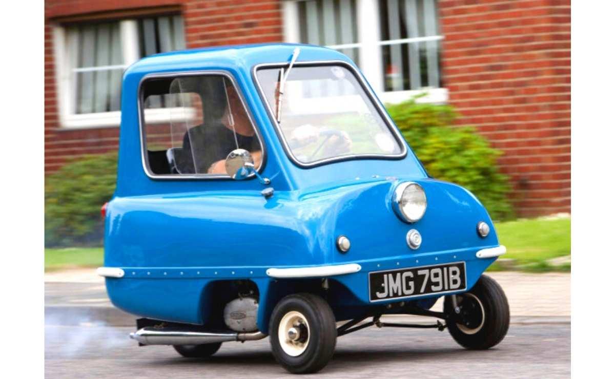 Cuál es el auto más lento del mundo