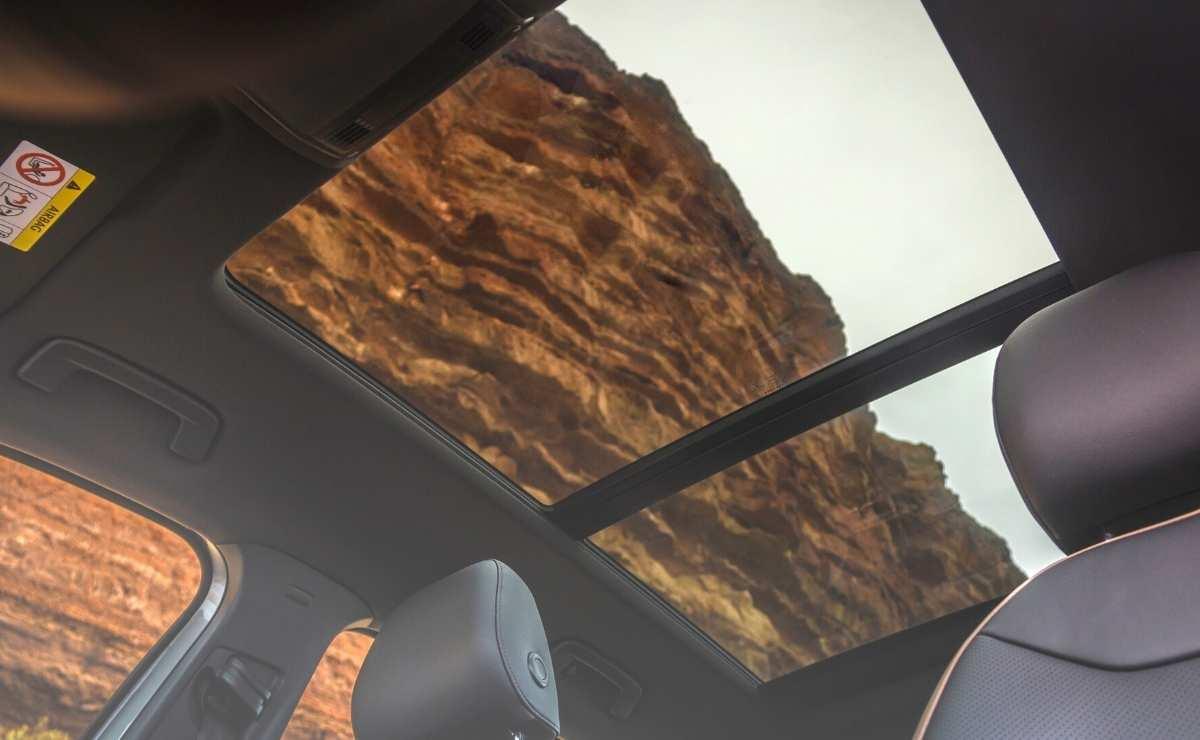 los autos con techo panorámico en Argentina