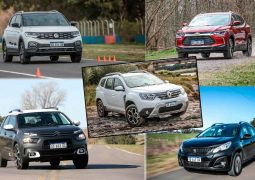 RENAULT DUSTER RIVALES