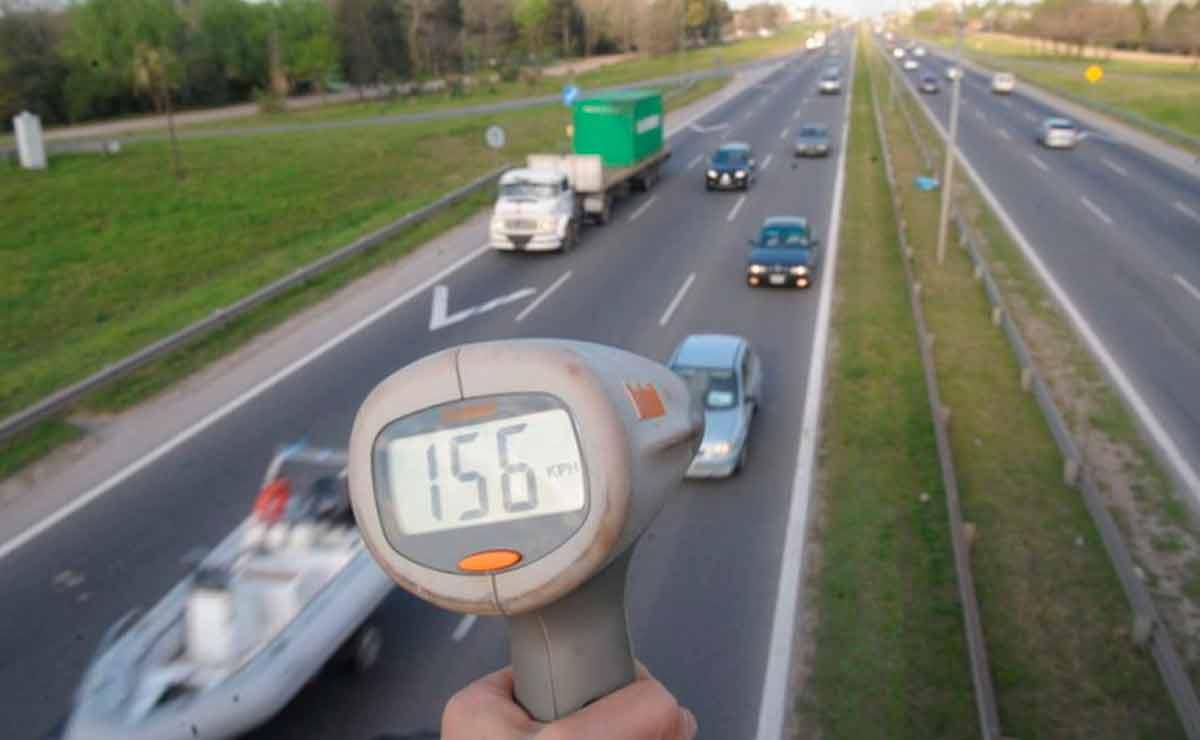 autopista velocidad maxima