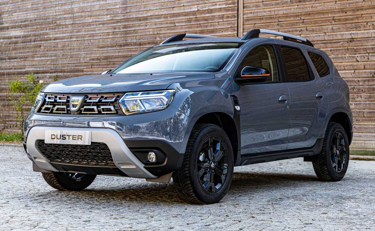 DUSTER EXTREME 2021 FRENTE