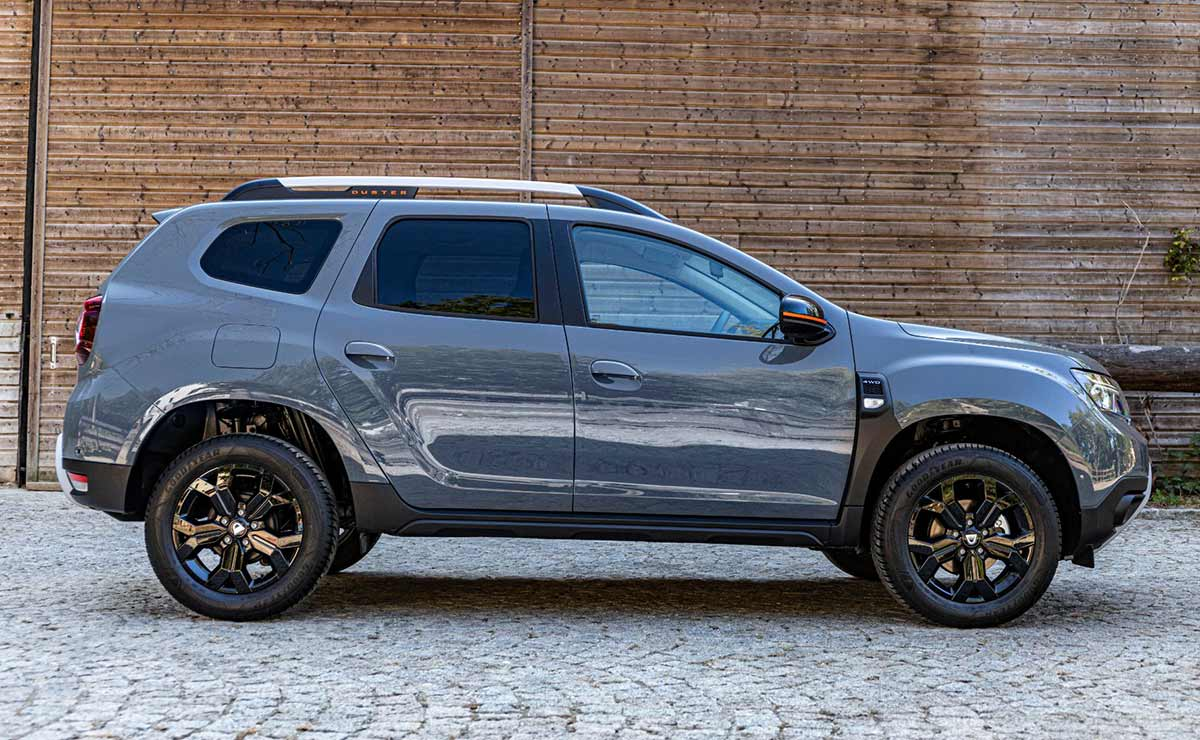 DUSTER EXTREME 2021 PERFIL
