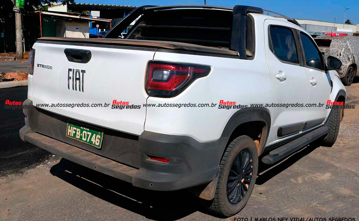 FIAT STRADA RANCH 2022