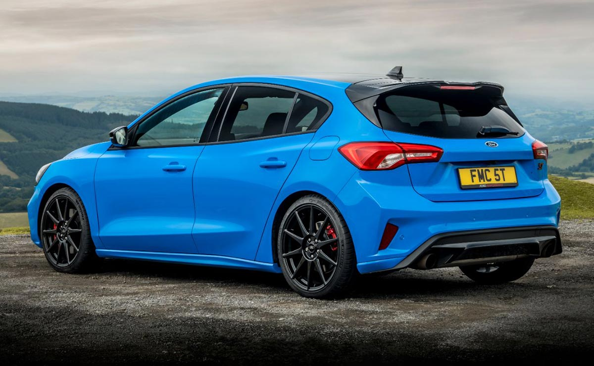 FORD FOCUS ST EDITION 2021 1