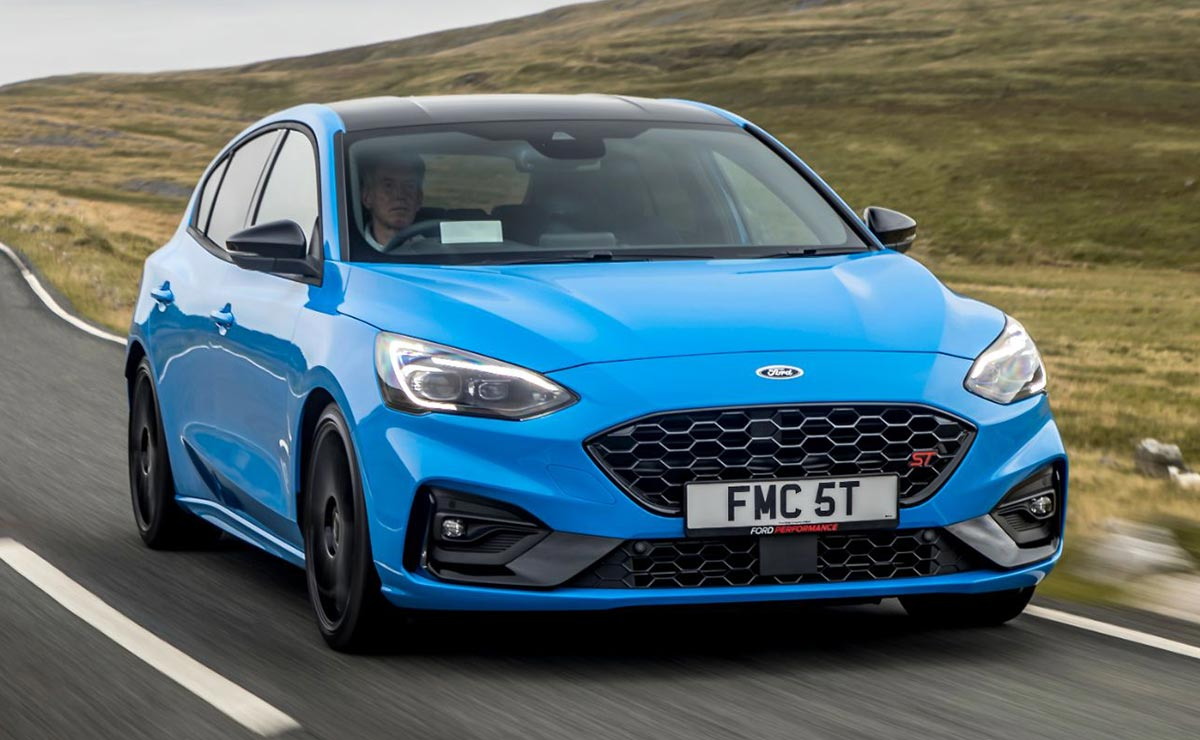 FORD FOCUS ST EDITION 2021 2