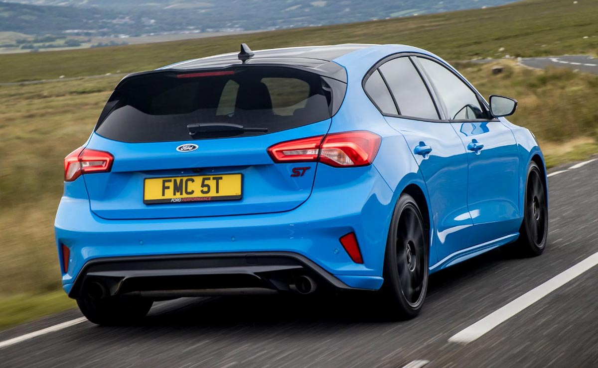 FORD FOCUS ST EDITION 2021 3