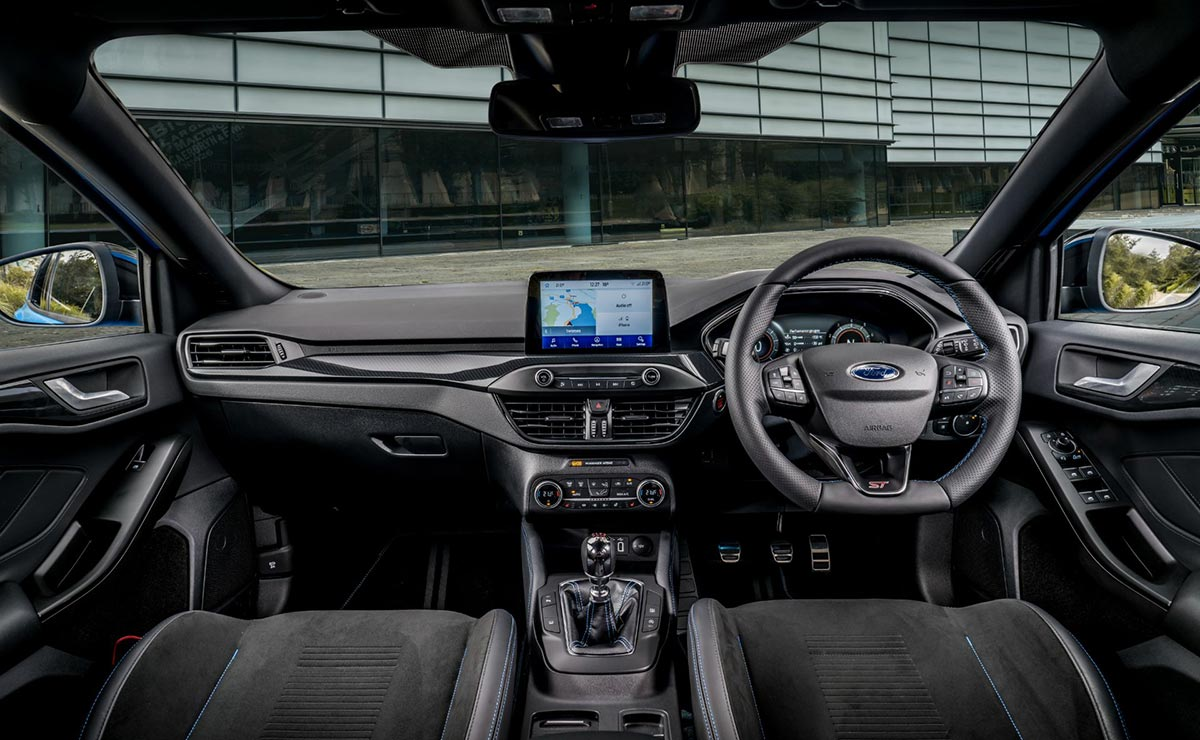FORD FOCUS ST EDITION 2021 4