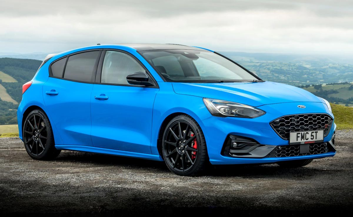 FORD FOCUS ST EDITION