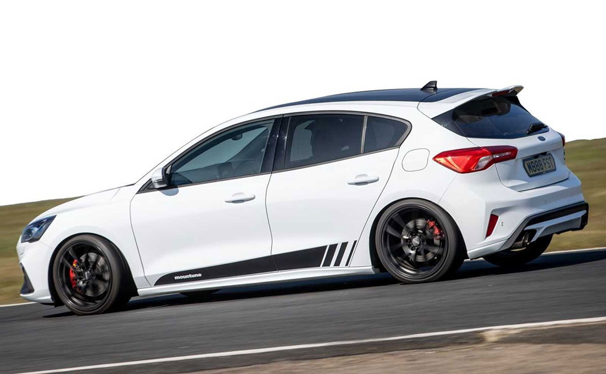 FORD FOCUS ST MOUNTUNE 2