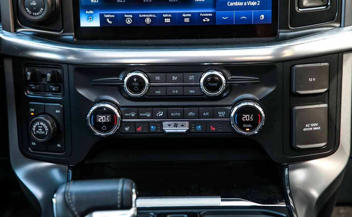 Ford-F-150-consola-central