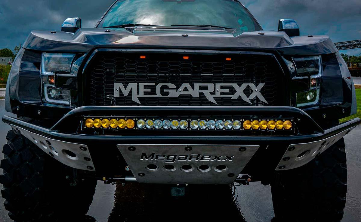 MEGAREXX MEGARAPTOR FORD F 250 4