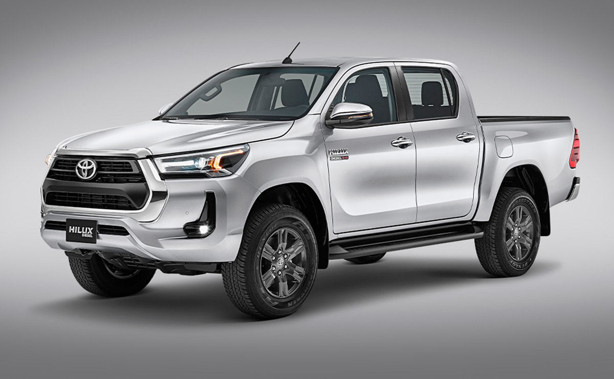 PICKUP TOYOTA HILUX AT
