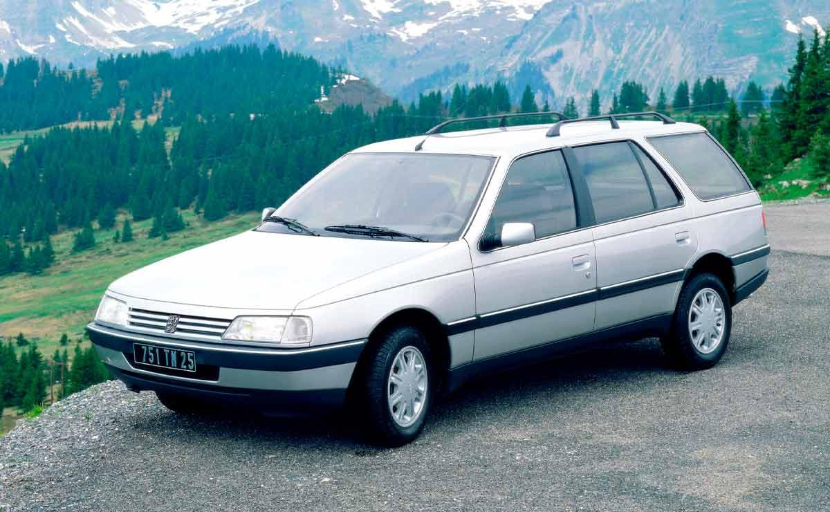 Peugeot-405-SW