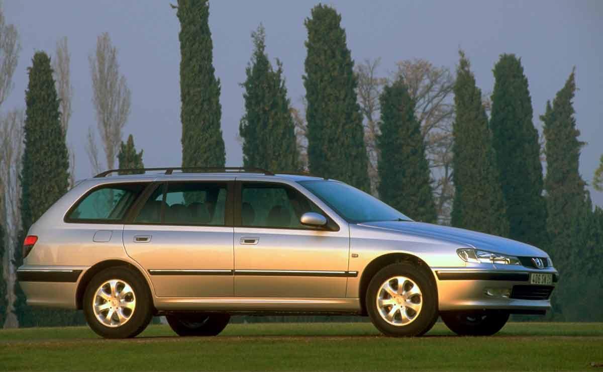 Peugeot-406-SW