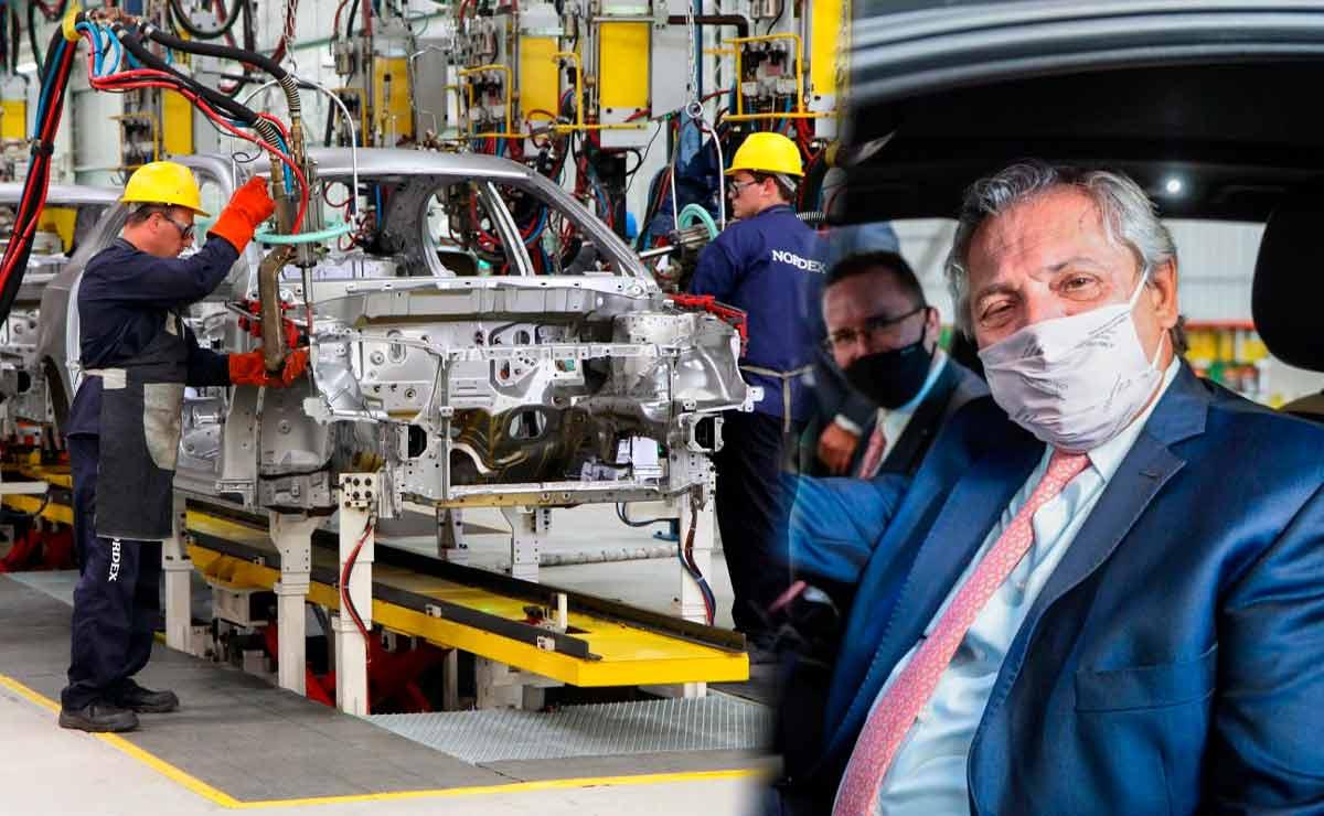 industria automotriz autos