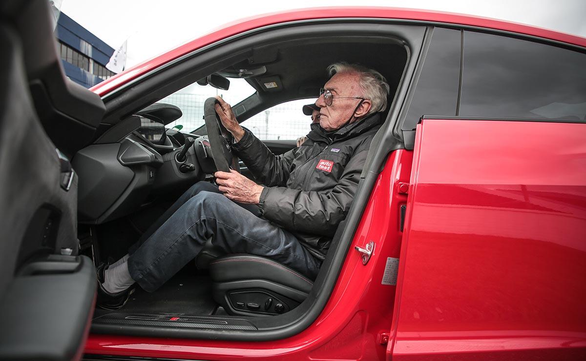 Audi RS E Tron GT Figueras