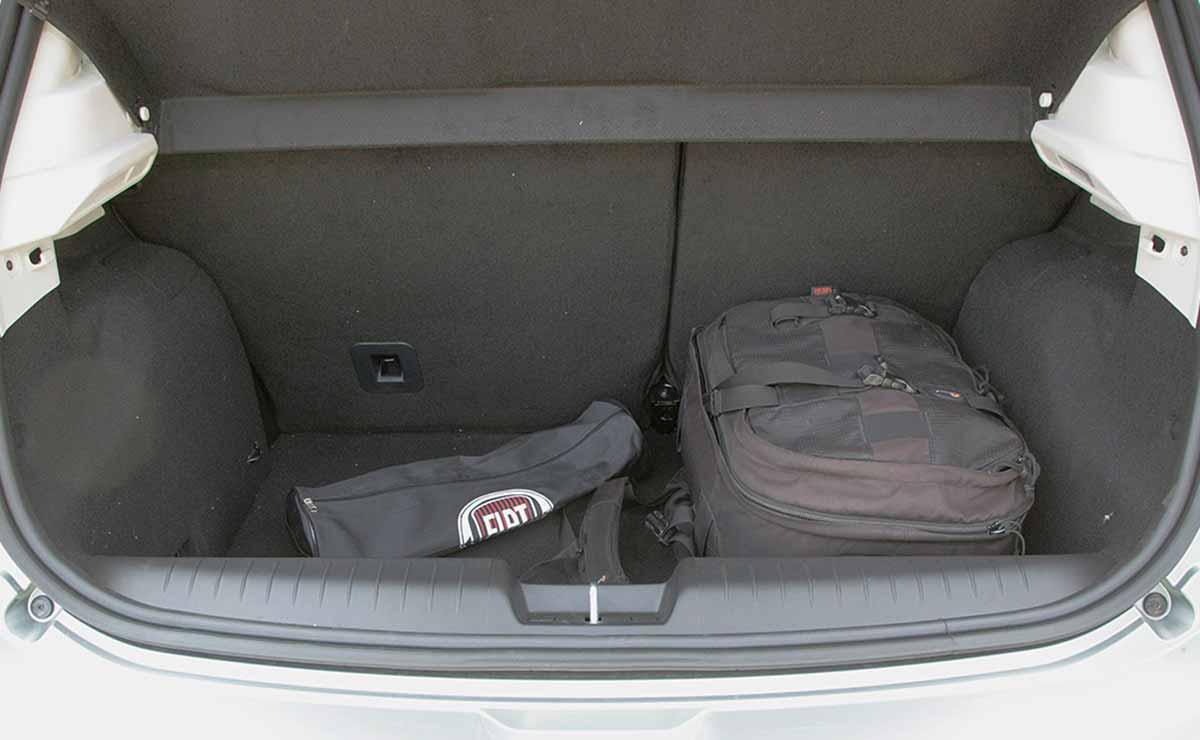 Fiat Argo Precision Pack Premium baul