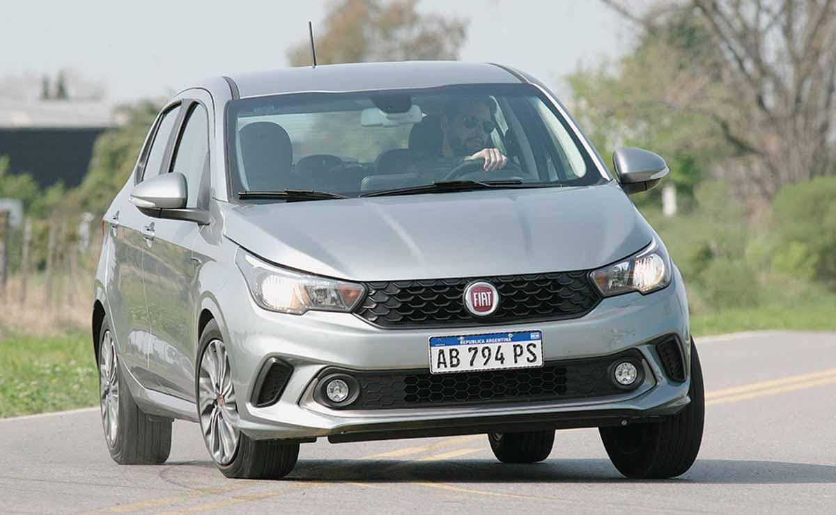 Fiat Argo Precision Pack Premium frente