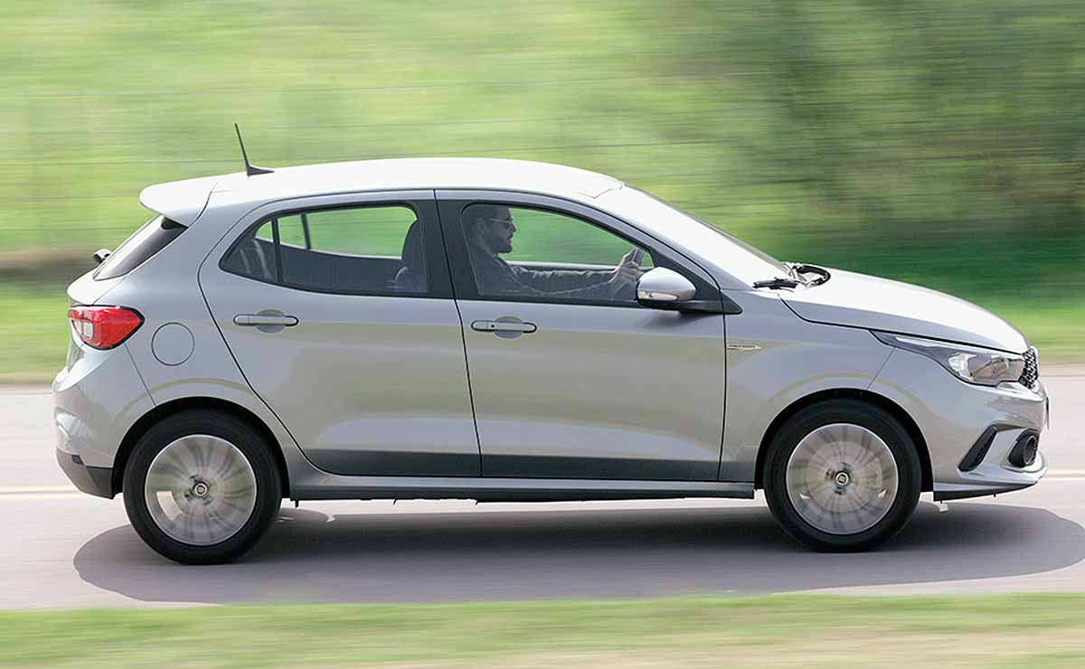Fiat Argo Precision Pack Premium lateral