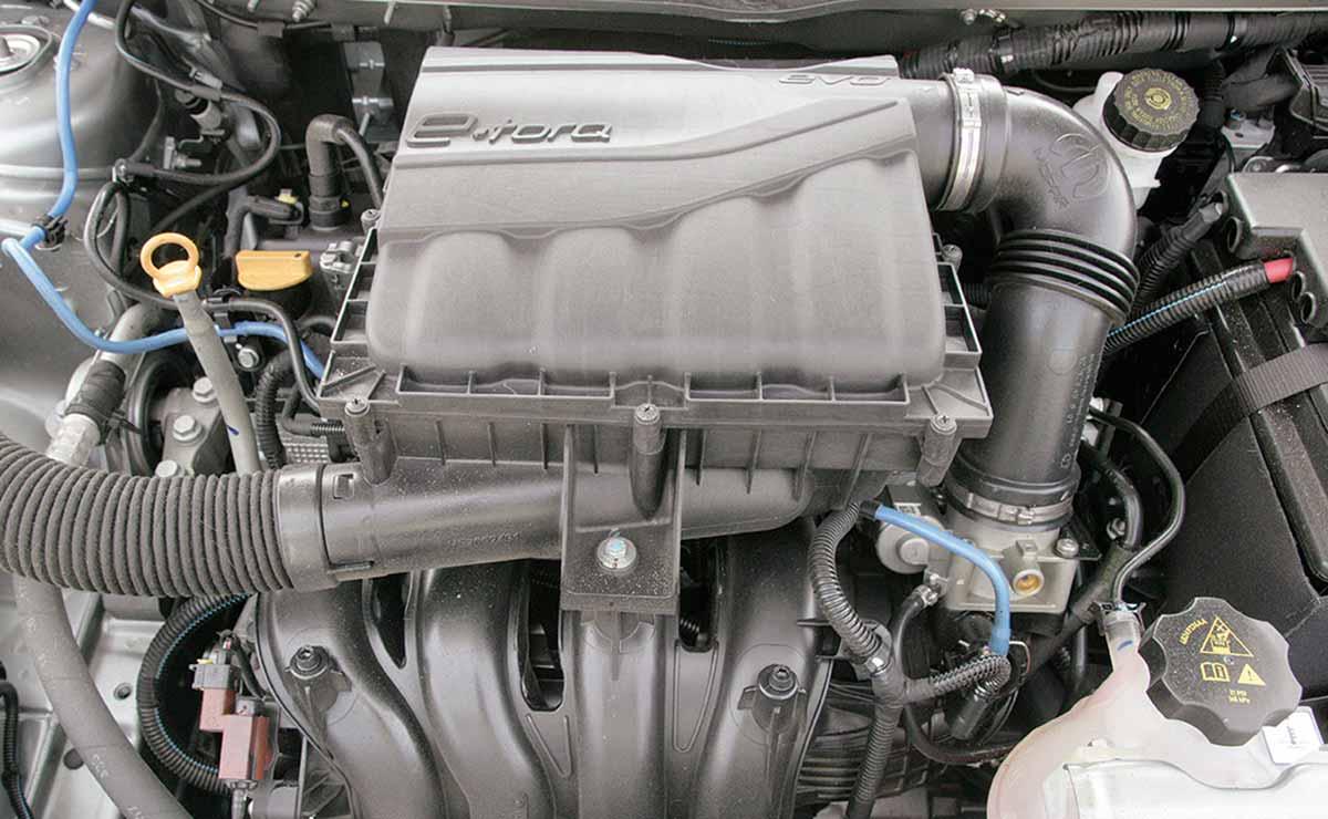 Fiat Argo Precision Pack Premium motor