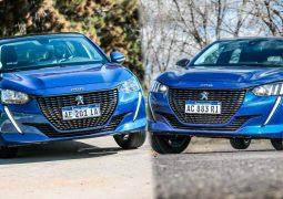Peugeot-208-allure-vs-feline-diferencias