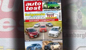 master test sedanes AT septiembre 2021