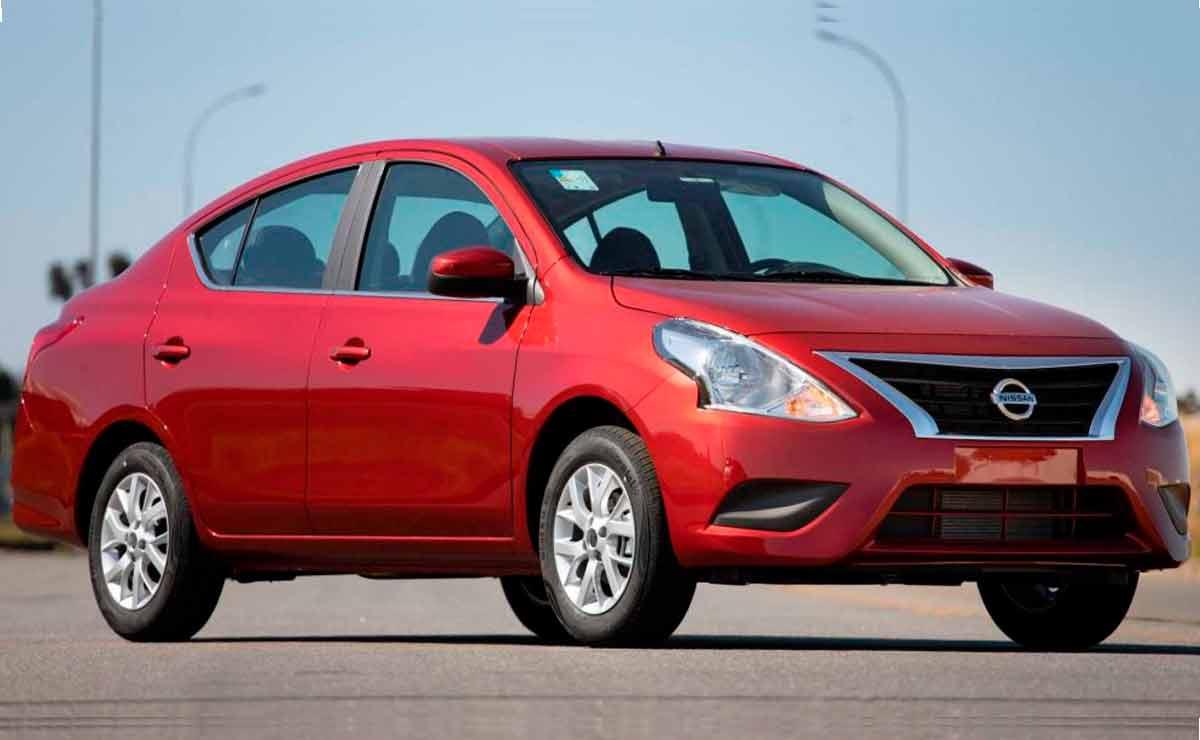mejor-auto-para-trabajar-en-uber-Nissan-Vdrive