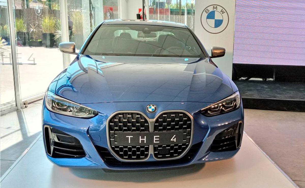 BMW SERIE 4 COUPÉ PORTADA