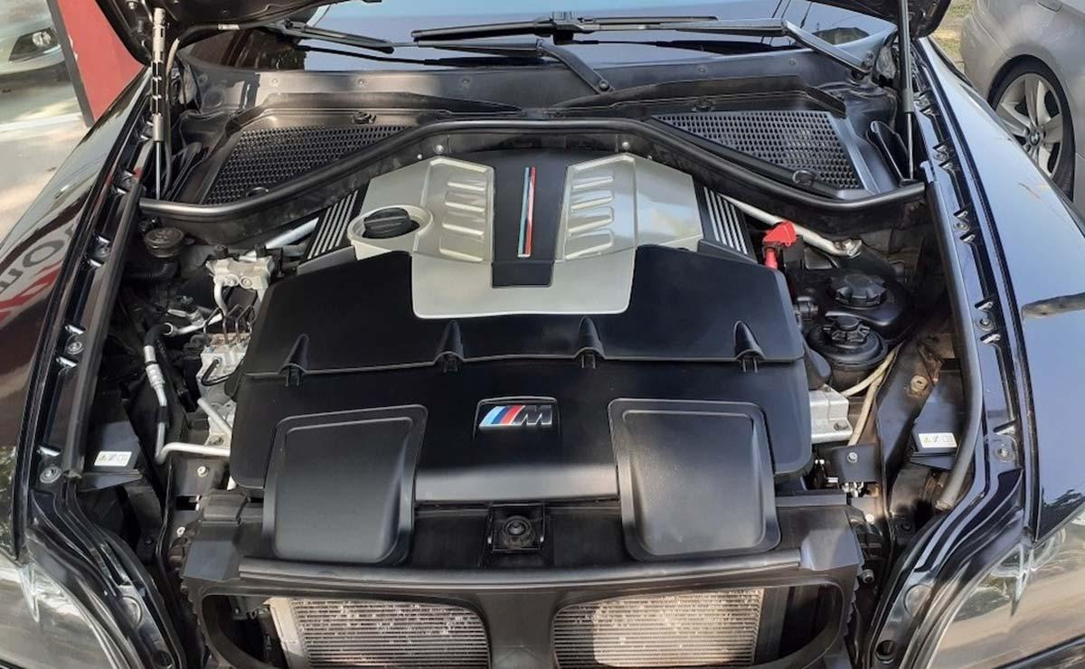 BMW X6 MESSI MOTOR