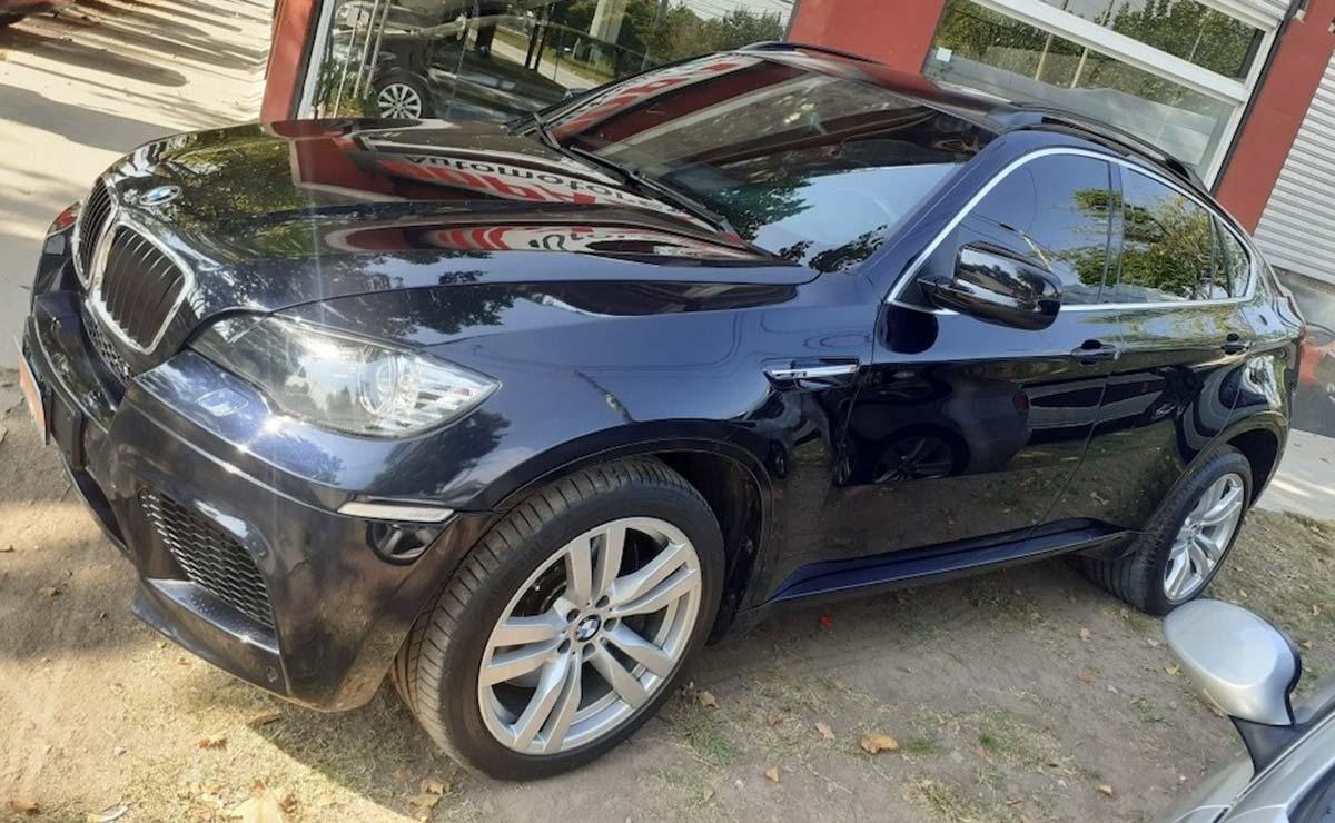 BMW X6 MESSI TROMPA