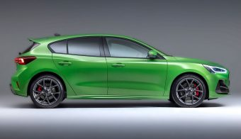 FORD FOCUS ST 2022 LATERAL