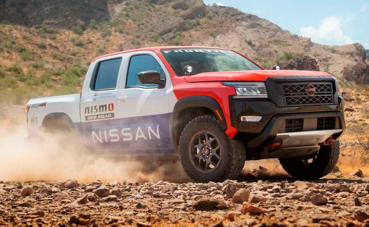 NISSAN FRONTIER RALLY